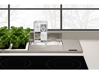Accessorio per canale attrezzato EASYRACK KITCHEN STEP | Dockstation