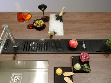Accessorio per canale attrezzato EASYRACK KITCHEN STEP | Bilancia