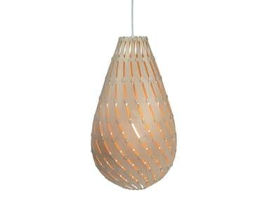 LED birch pendant lamp EBB