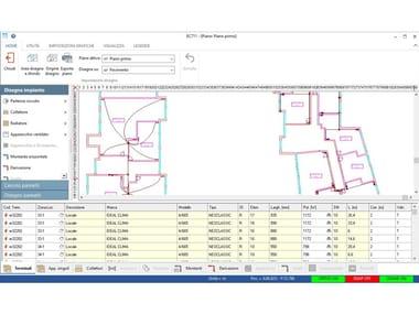 Dimensionamento impianti di riscaldamento e condizionamento EC718 RADIATORI E VENTILCONVETTORI