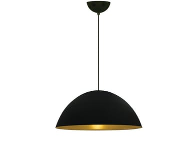 Contemporary style direct light metal pendant lamp ECHO