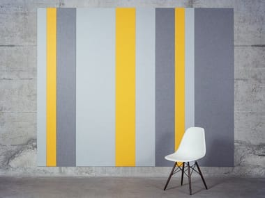 PET Acoustic wall panel ECHOBRICK®