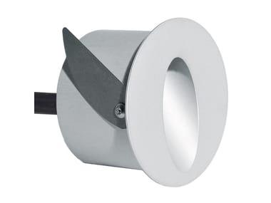 Segnapasso a LED a parete in alluminio per esterni ECLIPS R