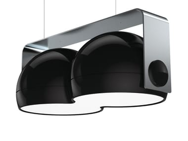 LED pendant lamp ECLIPSE