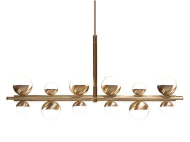 Metal pendant lamp ECLIPSE | Pendant lamp