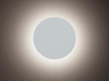 LED aluminium wall light ECLIPSE