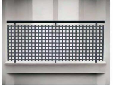 PVC balustrade ECO GRID