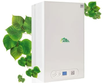 Gas indoor condensation boiler ECO WIND