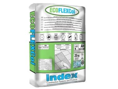 Adesivo cemento-polimero ad adesione maggiorata ECOFLEXCol