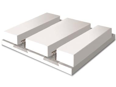 Formwork panel and lightening element for floor slab ECOSOLAIO® TOP