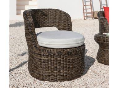 WaProLace® easy chair EDEN | Garden easy chair