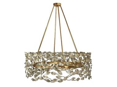 Handmade metal pendant lamp EDEN | Pendant lamp