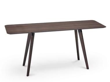 Mesa consolas retangular de madeira EDGAR | Mesa consolas