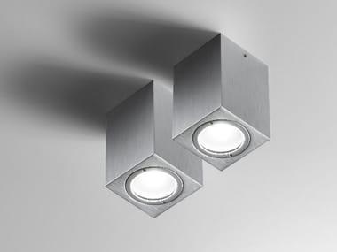 Plafoniere Per Esterno Quadrate : Lampade da soffitto per esterno illuminazione esterni