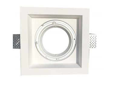 Ceiling Built-in gypsum Spotlight fixture EDGE