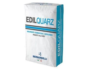 Additive for cement and concrete EDILQUARZ