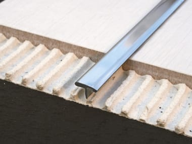 Stainless steel Flooring joint EDS
