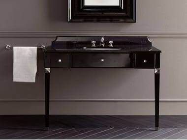Marble vanity unit with drawers EDYTH