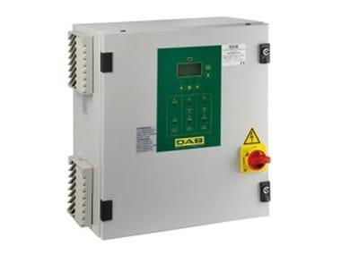Quadro con Inverter per 3 pompe EE3G