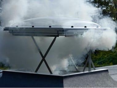 Finestra per l'evacuazione di fumo e calore CSP