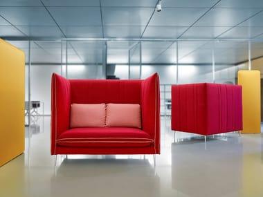 High-back sofa EFF | Sofa