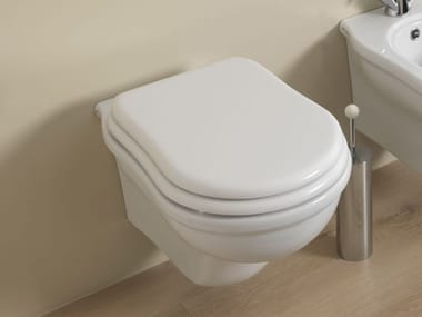 Wall-hung ceramic toilet EFI | Wall-hung toilet