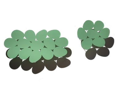 Low oval coffee table EGGS