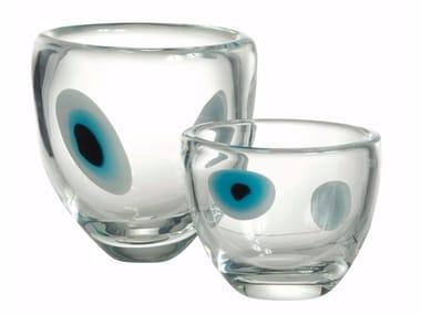 Vaso in vetro di Murano EGO