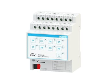 Ingresso binario 8 canali EKINEX® EK-CA1-TP