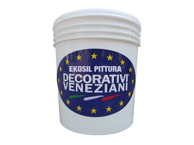 Siloxane quartz-based paint EKOSIL PITTURA
