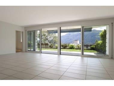 Aluminium thermal break window EKU® 170 AS TT | Lift and slide window