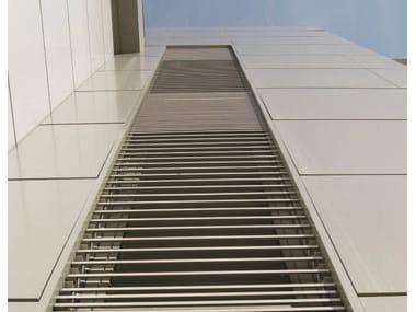 Ventilated facade EKU® FV | Ventilated facade