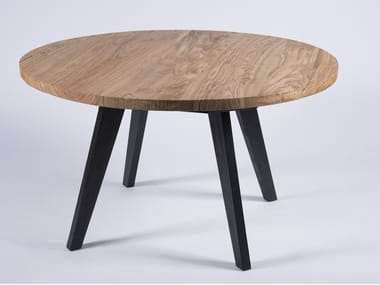 Solid Wood Table ELAIOS