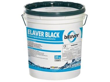 Impermeabilizzazione liquida ELAVER BLACK
