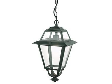 Lampada a sospensione per esterno in alluminio pressofuso ELEGANCE | Lampada a sospensione per esterno