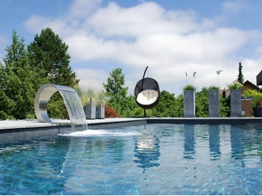 Revestimiento de piscinas antideslizante TOUCH ELEGANCE