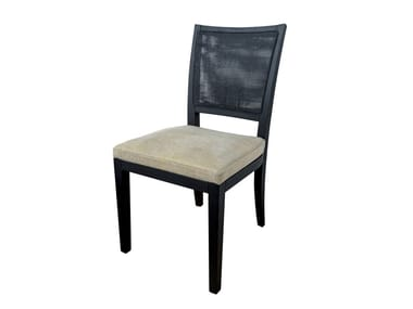 Upholstered fabric chair ELEM 1 | Chair
