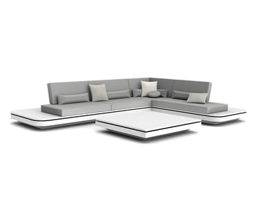 Sectional upholstered fabric sofa ELEMENTS | Modular sofa