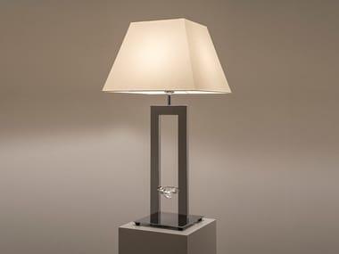 Lampada da tavolo a LED a luce diretta in metallo ELEMENTS OF LOVE T1