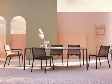 Rectangular garden table ELEVEN | Rectangular table