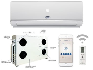 Air Conditioner without external unit ELFO MULTISPLIT