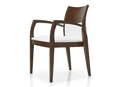 Cadeira com braços ELIE | Cadeira com braços