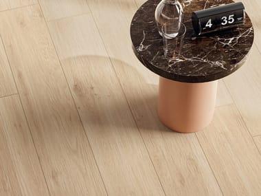 Pavimento/rivestimento in gres porcellanato effetto legno ELISIR BEIGE
