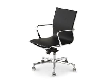 sedie ufficio acciaio