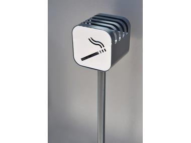 Aschenbecher für öffentliche Plätze