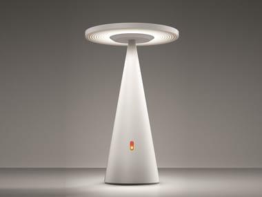 Lampada da terra a LED a luce diretta in tecnopolimero EMERA
