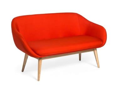 Fabric small sofa EMOA
