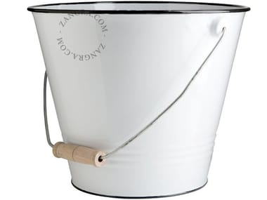 Garden bucket ENAMEL BUCKET