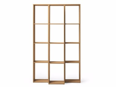 Open double-sided divider shelving unit ENDLESS