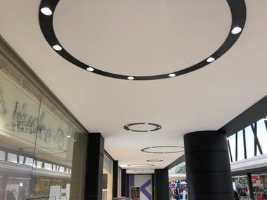 Lampada da soffitto a LED a incasso ENTERPRISE